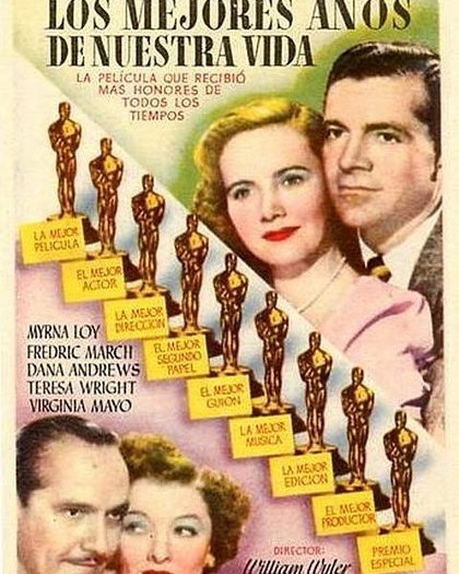 Los mejores años de nuestra vida (1946, William Wyler)