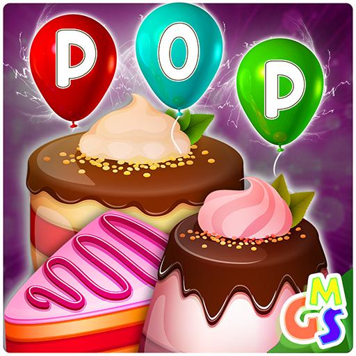Pop Cake Fever 解謎 App LOGO-APP開箱王