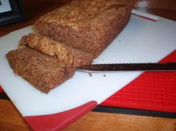 Raisin Zucchini Bread