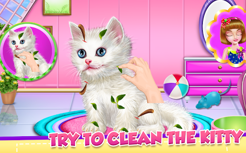 Kitty Care and Grooming - náhled