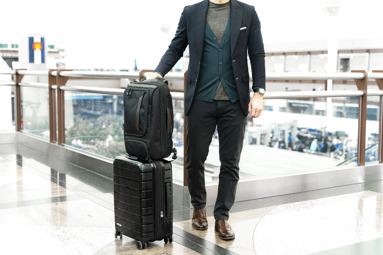 Your Travel Equipment Should Complement Your Look Too: Learn How to Match