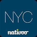 New York Travel Guide NYC NY icon