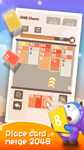 2048 Charm: Classic & Free, Number Puzzle Game 4.6501 screenshots 6