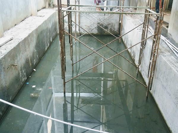 gambar pekerjaan kontraktor kolam renang cibubur