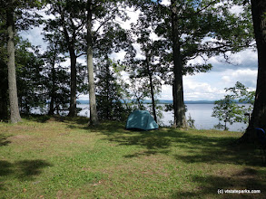 Photo: What a pleasant view at Knight Island State Park