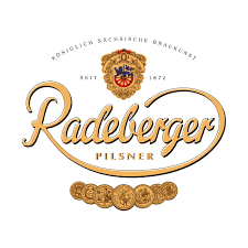 Logo of Radeberger Pilsner