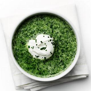Arugula Soup