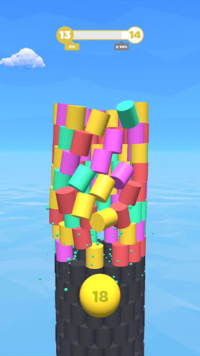 Screenshot for Tower Color in United States Play Store