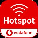 Vodafone Hotspotfinder icon