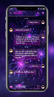 New Year 2018 - One Sms - náhled
