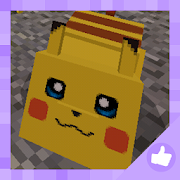 App Pikachy and Raichy Addon. Map for MCPE APK for Kindle