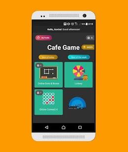 Cafe Game - Online Multiplayer Gaming - náhled