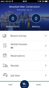 BlueLine Rental App- screenshot thumbnail