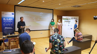 El proyecto inicial se ha presentado este miércoles en la Sala de Prehistoria de la Colección Museográfica de El Ejido.