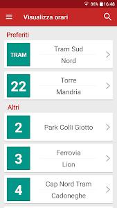Orari Autobus Padova screenshot 0