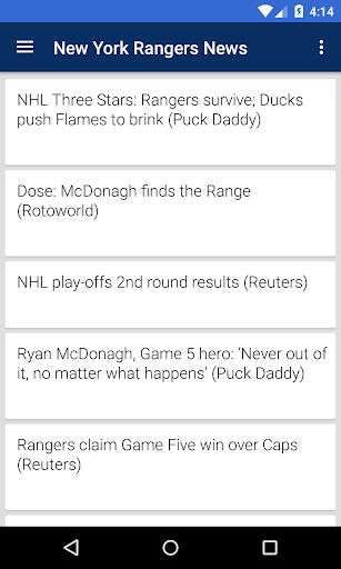 BIG New York R Hockey News