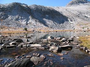 Photo: peaceful sierra lake