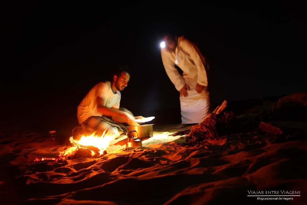 Uma incursão no deserto de Rub'al-Khali (Empty Quarter) | Omã