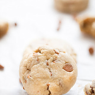 Pumpkin Cinnamon Chip Cream Cheese Cookies Recipe