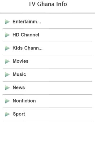 TV Ghana Info