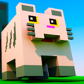 Laser Cat Craft