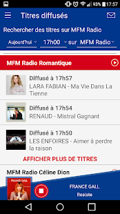 MFM Radio french songs- screenshot thumbnail