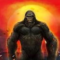Dinosaur Rampage Attack: King Kong Games 2020 icon
