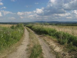 Photo: przez pogórze przemyskie