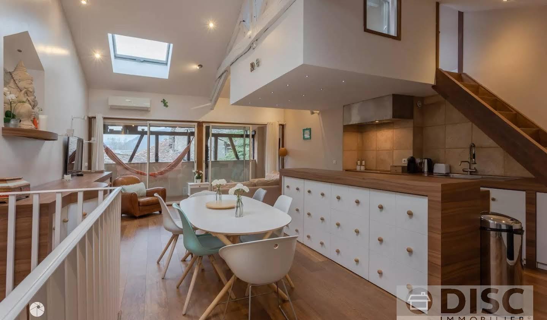 Appartement avec terrasse Saint-Antonin-Noble-Val