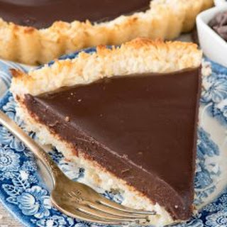 Chocolate Macaroon Pie.