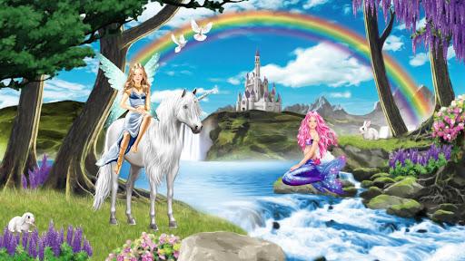 Mermaids, elves and unicorns 1.2 screenshots 1