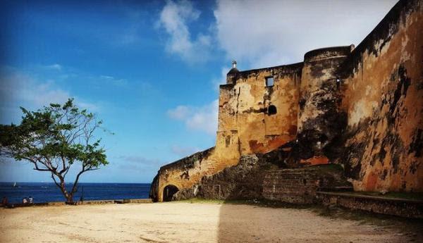 Museu do Forte Jesus de Mombaça