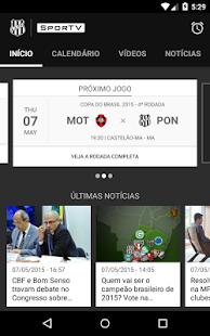 Ponte Preta SporTV - náhled