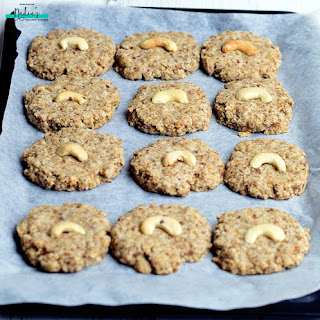 Healthy Middle Eastern Cardamom Cookies