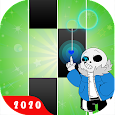 Piano tiles - Megalovania - Sans piano game icon