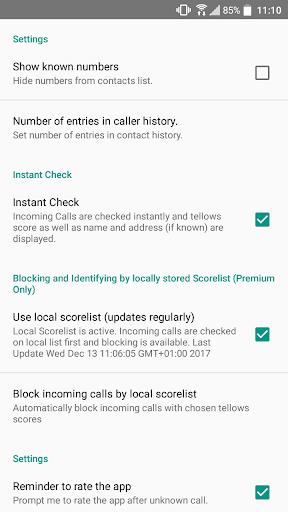 tellows - Caller ID & Block