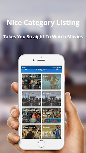 Watch Free Movies and Live Tv ( enoTV ) 8.0 screenshots 3