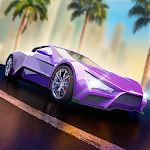 Idle Racing GO: Car Clicker & Driving Simulator Icon