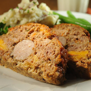 Midwestern Meatloaf Surprise