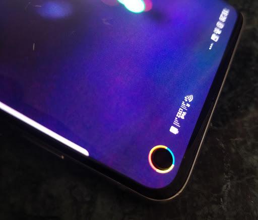 Energy Ring - Galaxy S10/e/5G/+ battery indicator! screenshot 5