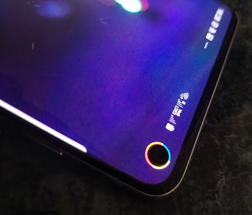 Energy Ring - Galaxy S10/e/5G/+ battery indicator! Screenshot