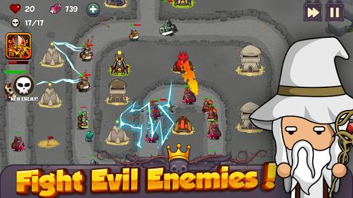 Legend Rush Monster Realm TD 1.00 screenshots 2