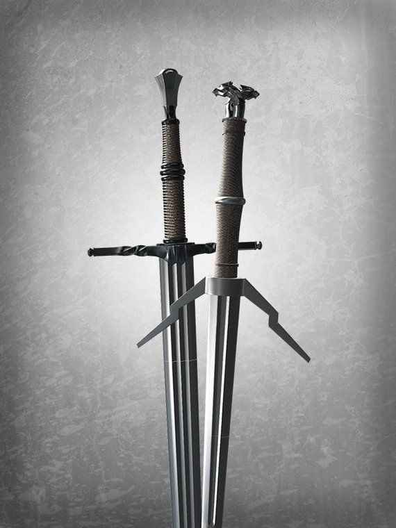 The Witcher's Swords - Swish And Slash