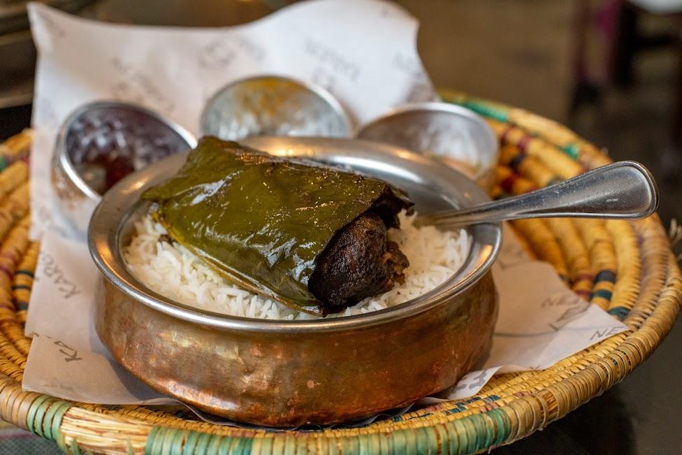 Shuwa, omańska kuchnia