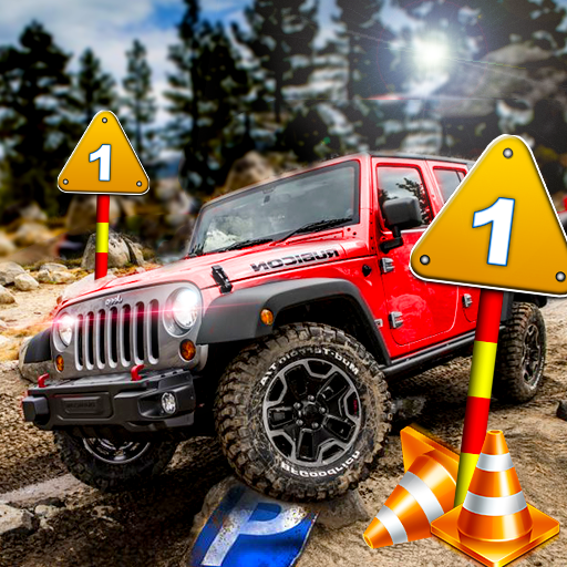 4x4 Offroad Parking Driver 3D Game (game)