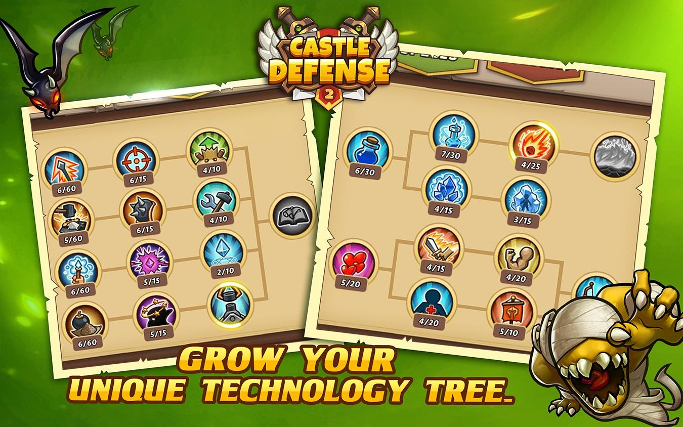 Castle Defense 2- screenshot