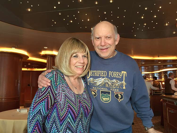 Judy and Bill Pollack