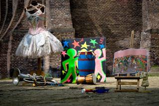Photo: ZaansCultuurPleinFestival Foto: Simone Ronchetti/Esther Prinsze