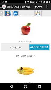 BlueBaniya Online Local Grocer screenshot 4