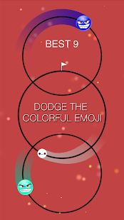 Emoji Rush : Loop Drive Mania- screenshot thumbnail
